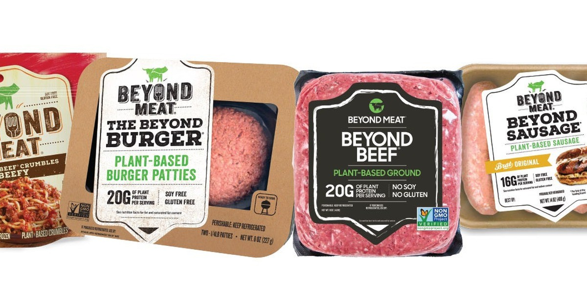 Beyond Meat Stock Is Still Full Of Hot Air