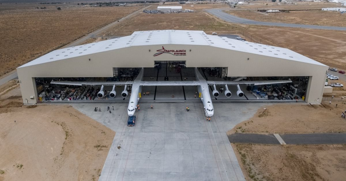 The World's Biggest Airplane Has a New Owner