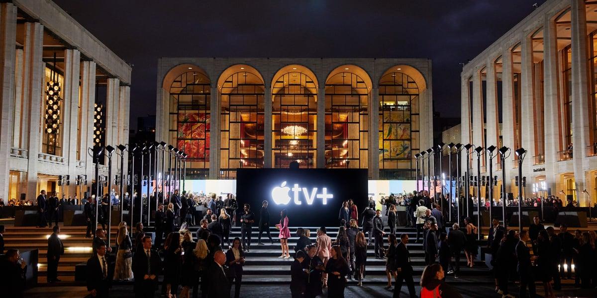 Apple TV+ Already Has Over 33 Million Customers