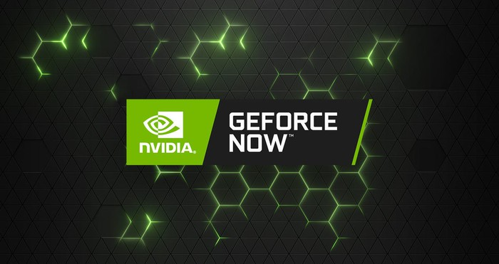 NVIDIA's GeForce NOW logo.