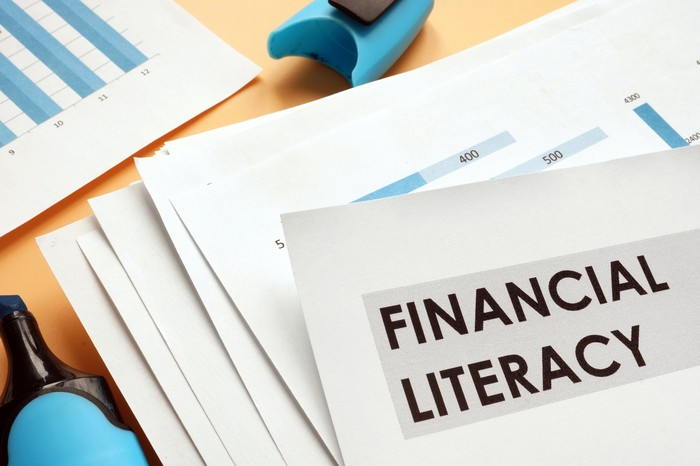A paper that says Financial LIteracy