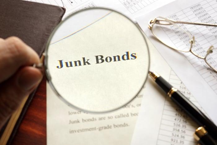 Junk Bonds under a magnifying glass