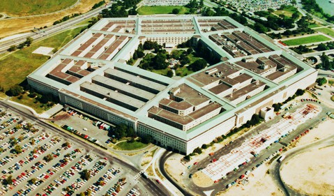 pentagon aerial view_medium source Getty