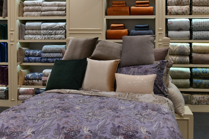 Bedding retail store