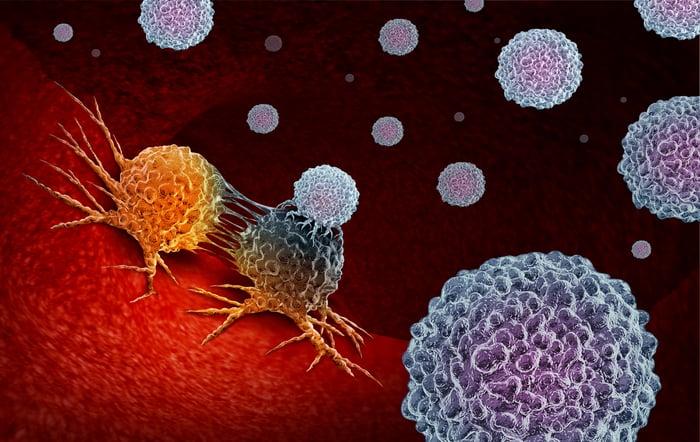 GlaxoSmithKline signe un accord de partenariat de recherche-partenariat de 600 millions de dollars et plus en immunothérapie contre le cancer