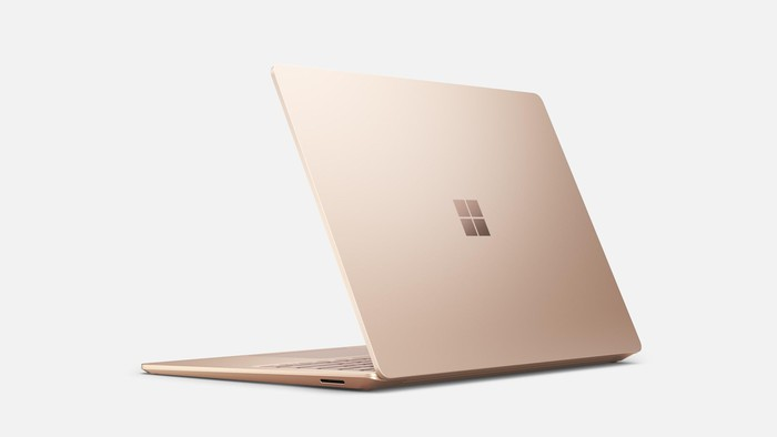 A Microsoft Surface device.