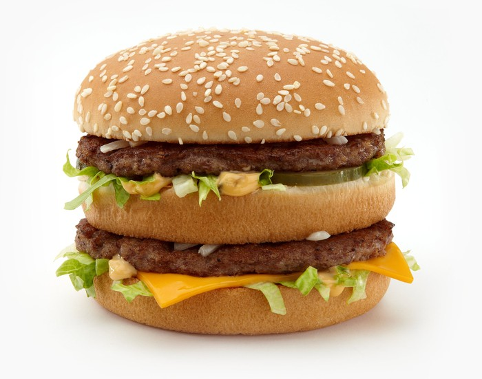 A McDonald's Big Mac