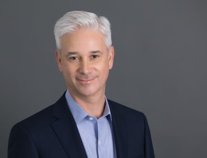 Wells Fargo CEO Charlie Scharf
