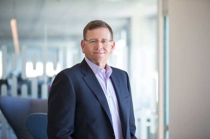 Western Digital new CEO David Goeckeler.