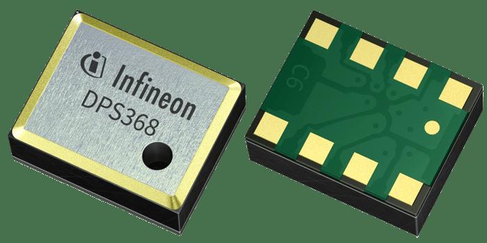 An Infineon chip
