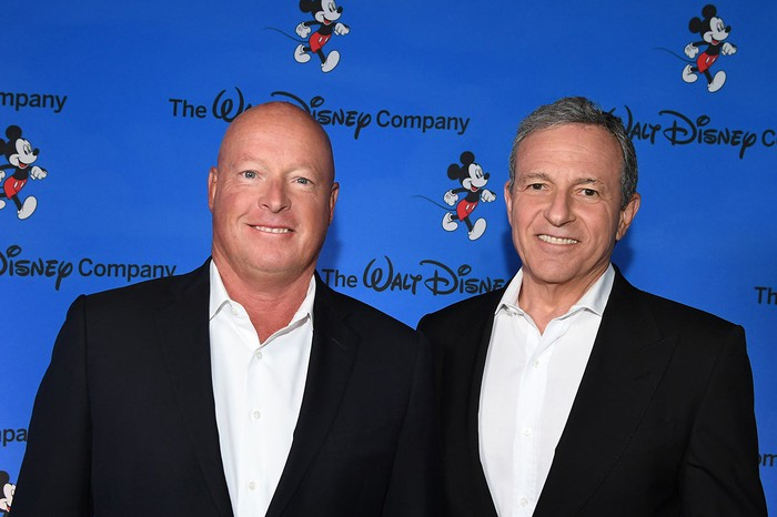 Was This the Real Reason Disney's Bob Iger Stepped Down Prematurely? | The  Motley Fool