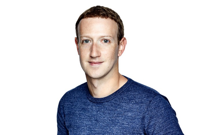 Facebook CEO.