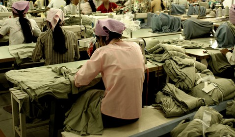 garment factory workers getty