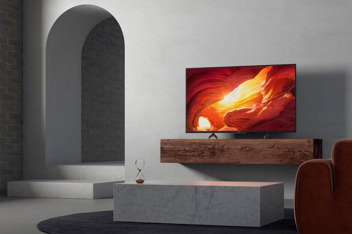A Sony TV.