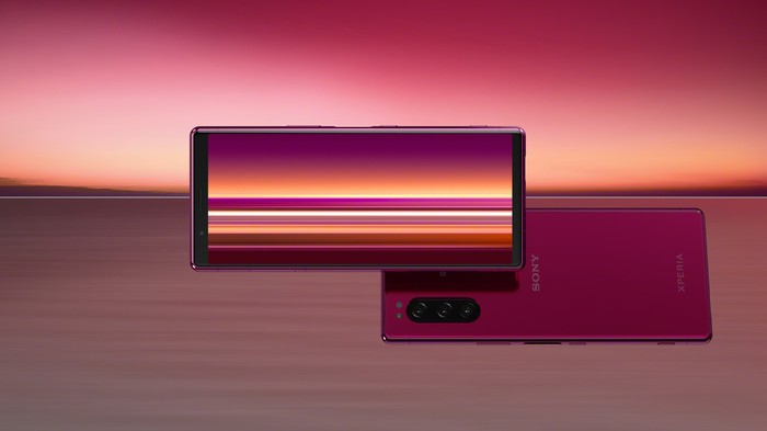 Sony's Xperia 5.