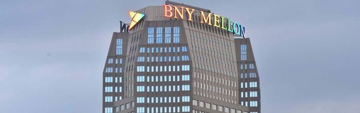 Bank of New York Mellon building.