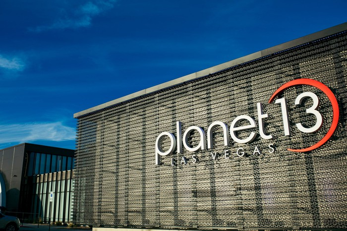 Planet 13 Las Vegas cannabis superstore
