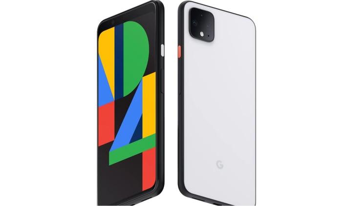 Google's Pixel 4.