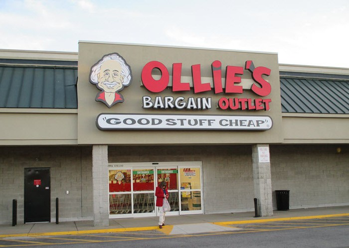 Ollie's Bargain Outlet store front