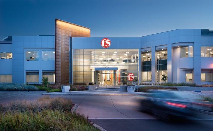 F5 office in San Jose