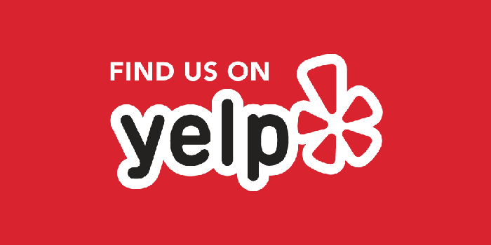 The Yelp logo