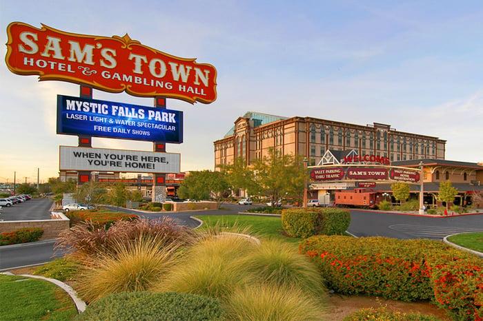 Boyd Gaming's Sam's Town casino