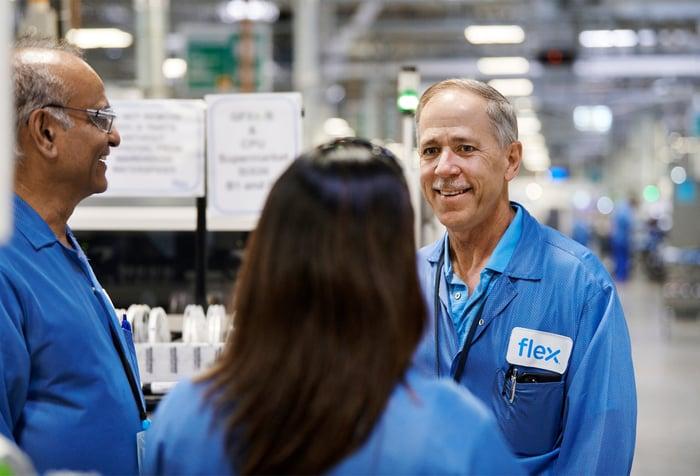 Flex workers