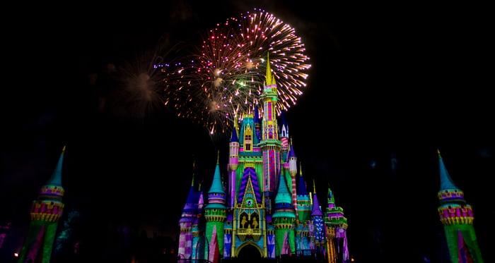 Disney's Magic Kingdom.