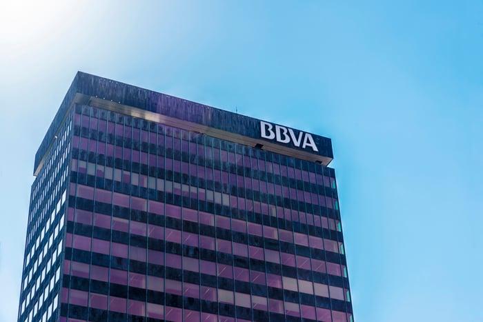 BBVA building