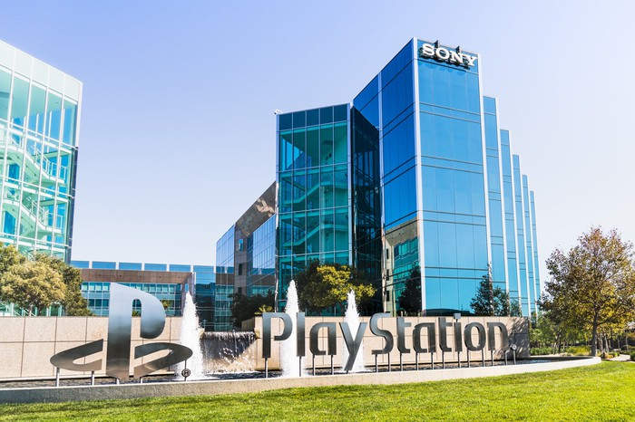 Sony's Silicon Valley offices.