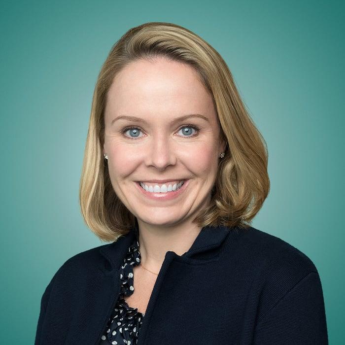 Headshot of Jill Hazelbaker
