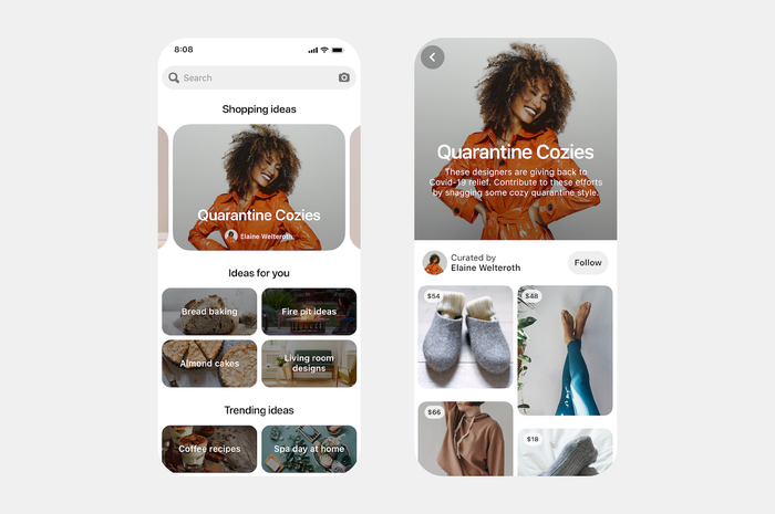 A curated collection of shoppable items on Pinterest
