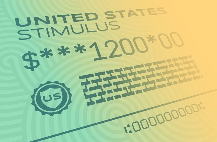 picture of digital stimulus check