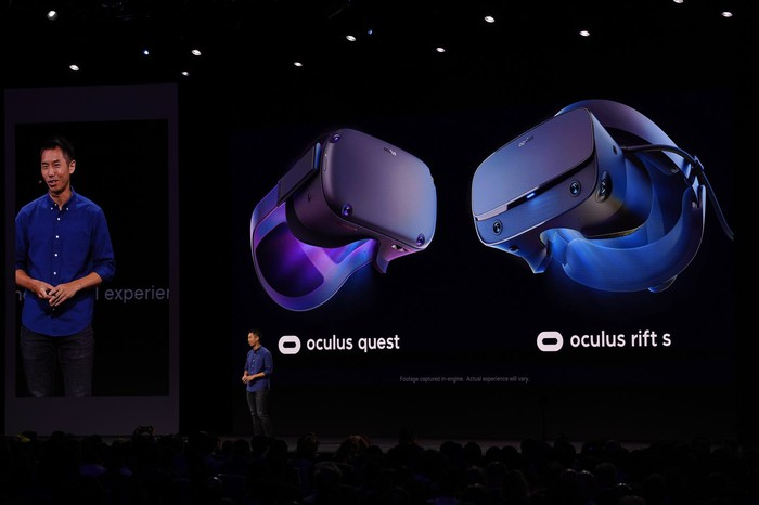 Sean Liu, Facebook's Director of Product Management, discusses Facebook's VR plans at F8 conference.