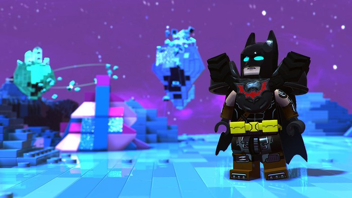 The LEGO Movie 2 game.