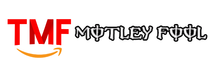 A Motley Fool Logo containing the words Motley Fool and the letter TMF.