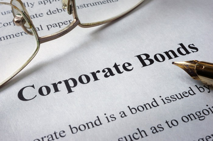 Corporate bonds.