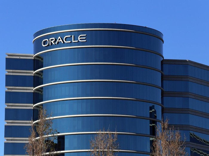 An Oracle campus.