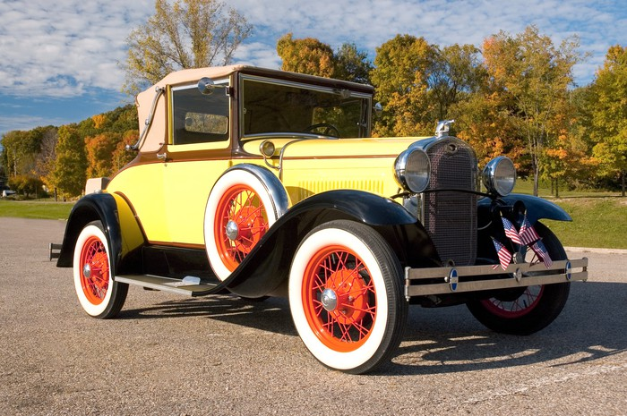 A Ford Model A