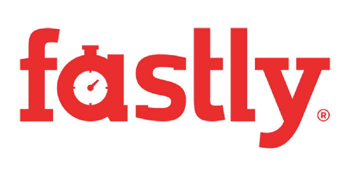 Fastly's corporate logo in red.