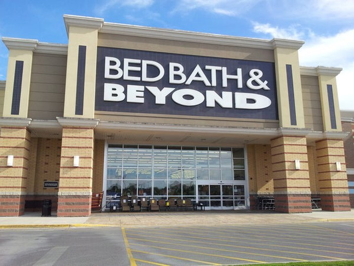 A Bed Bath & Beyond store.