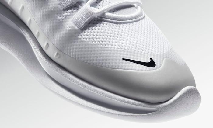 A Nike shoe.