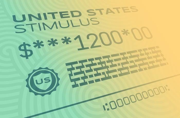 Stimulus Check Graphic
