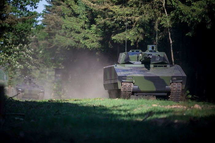 Rheinmetall Lynx FK41