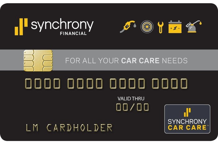 Synchrony Financial Credit Card