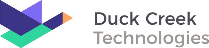 Duck Creek Technologies logo.