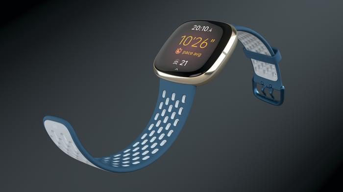 Fitbit's new Sense smartwatch