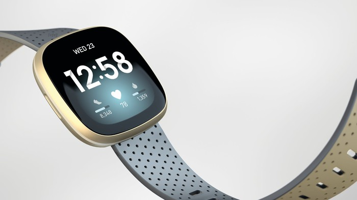 Fitbit's Versa smartwatch