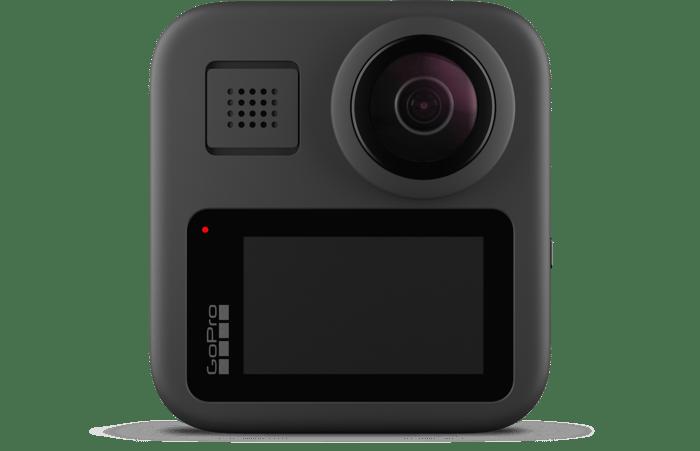 The GoPro Max camera.