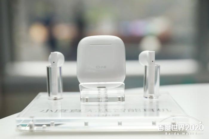 Baidu's XiaoduPods.